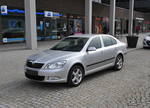 Rent Car Brno Octavia