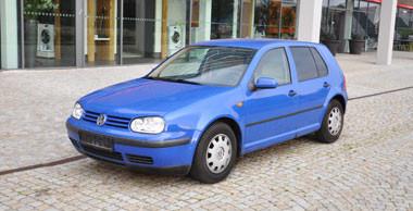 Autopůjčovna Brno Golf IV 1.4i