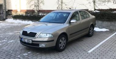 Autopůjčovna Brno Octavia II 1.6i