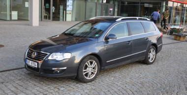 Autopůjčovna Brno Passat 1.9 TDI Variant