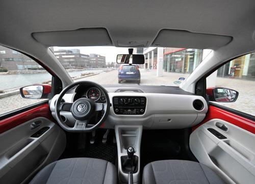Autopujcovna Brno VW up