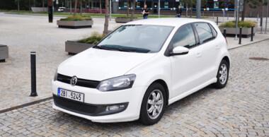 Autopůjčovna Brno VW Polo 1.2 TDI