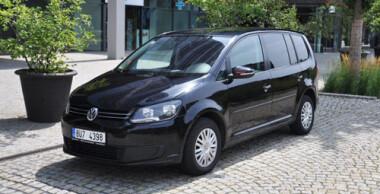 Autopůjčovna Brno VW Touran 7 míst DSG